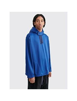 Engineered Garments Wct Fleece Hooded Sweater Blue by Très Bien