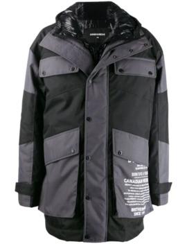Arctic Parka Coat by Dsquared2