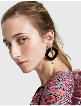 Realm Acrylic Drop Earrings by Rachel Comey Rachel Comey