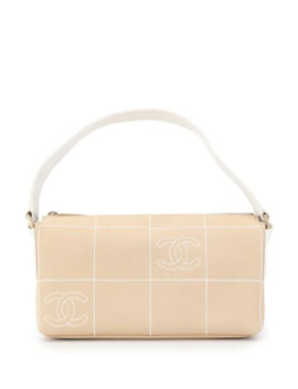 Small Cc Logo Handbag by Chanel Pre Owned