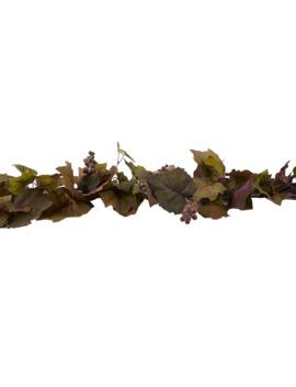 6ft. Grape Leaf & Ivy Vineyard Garland By Ashland® by Ashland