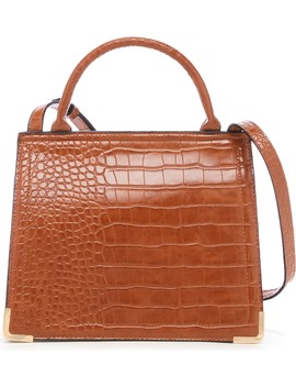 Faux Leather Crossbody Bag by Sole Society