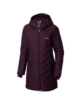 Women's Heavenly™ Long Hooded Jacket by Columbia