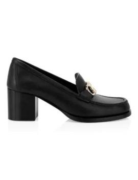 Rolo Leather Loafers by Salvatore Ferragamo