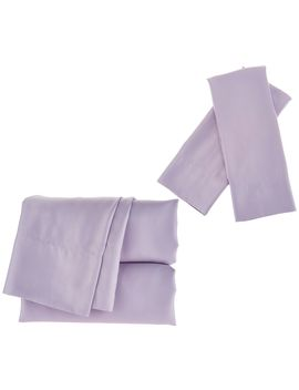 Northern Nights Rayon Made From Bamboo Sheet Set W/ Extra Pillowcases by Northern Nights(R) Bedding
