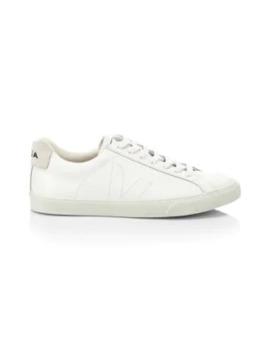 Esplar Leather Low Top Sneakers by Veja