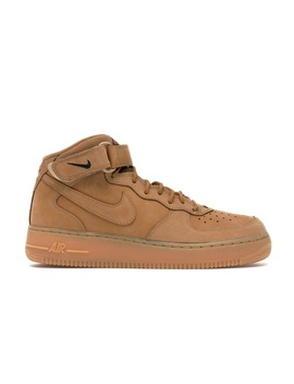 Air Force 1 Mid Flax (2014) by Stock X