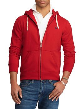 Full Zip Fleece Hoodie by Polo Ralph Lauren