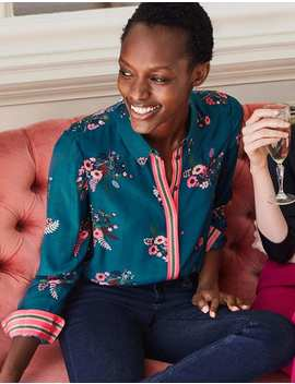 The Silk Shirt   Country Posy by Boden