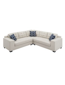 Whitnash Symmetrical Sectional by Ebern Designs