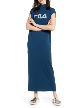 Effy Sweater Maxi Dress by Fila