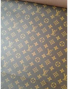Louis Vuitton Fabric, Free Delivery by Ebay Seller
