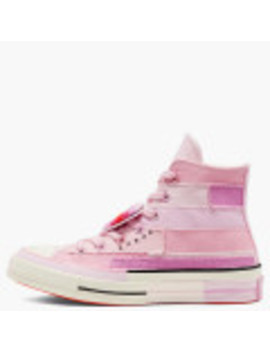 Converse X Millie Bobby Brown Chuck Taylor All Star 70 Be You High Top Petal Pink by Converse