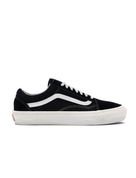 Vans Old Skool Lx Black Canvas by Stock X