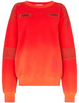 Bleach Patchwork Sweatshirt by Ambush