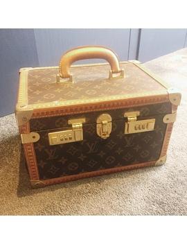 Replica Louis Vuitton Vanity Case #Louisvuitton #Luxury   Depop by Depop
