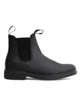 Blaydenn Leather Chelsea Boots by Steve Madden