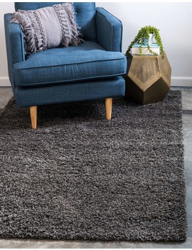 8' X 11' Solid Shag Rug by E Sale Rugs