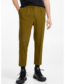 Casual Pant by Ami Alexandre Mattiussi