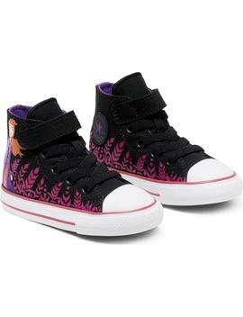 Chuck Taylor® All Star® Disney 'frozen' Ana 1 V High Top Sneaker by Converse
