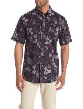 Floral Short Sleeve Regular Fit Shirt by Ezekiel