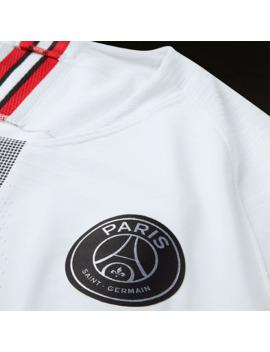 Jordan Paris Saint Germain 2018/19 Vapor Match 3rd Ss Jersey   White/Black by Pro Direct Soccer