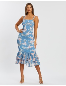 Leonie Tiered Dress by Atmos&Here