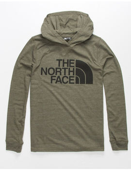 The North Face Tri Blend Boys Lightweight Hoodie by The North Face