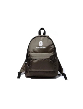 Bape Olive Day Pack Olive by Stock X