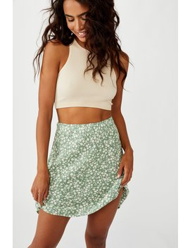 True Bias Mini Skirt by Cotton On