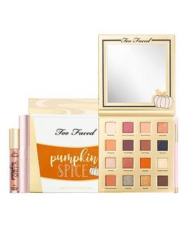 """<Span Class=""""Callout Exclusive"""">Exclusive!</Span>                  Too Faced Pumpkin Spice &Amp; Everything Nice 2019 Edition Set by Too Faced"""