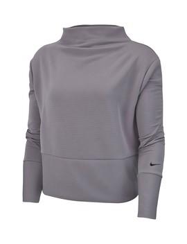 Get Fit Fleece Mock Neck Top by Nike