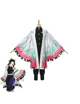 Shinobu Kocho   Demon Slayer Kimetsu No Yaiba Cosplay by Etsy
