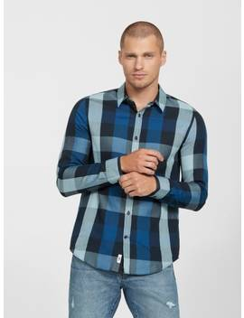 Westgate Plaid Shirt by G By Guess