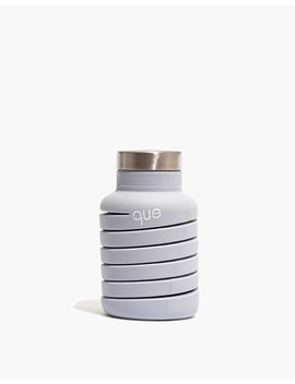 Que® Collapsible Water Bottle by Madewell