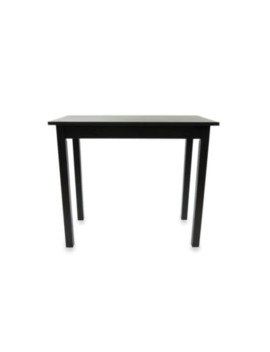 Carolina Chair & Table Company Pub Bar Table In Antique Black by Bed Bath And Beyond