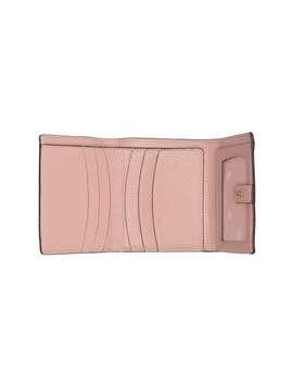 Polly Small Trifold Leather Wallet by Kate Spade New York