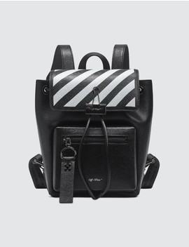 Diag Binder Backpack by Off White