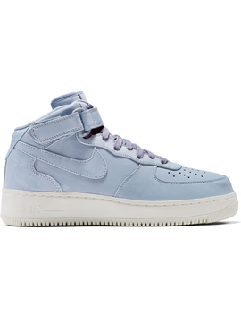 Air Force 1 Mid Blue Grey by Stock X