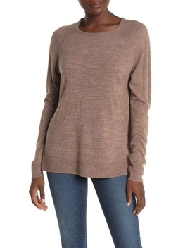 Modern Girl Crew Neck Sweater by Sweet Romeo