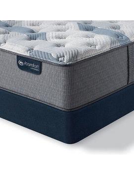 Serta I Comfort Blue Fusion 100 Firm Tight Top   Mattress + Box Spring by Serta Icomfort