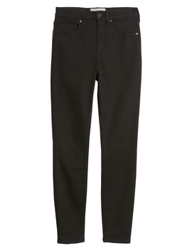 The Authentic Stretch High Rise Skinny Jeans by Everlane