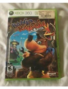 Banjo Kazooie Nuts And Bolts/Viva Pinata Combo   Xbox 360 by Ebay Seller