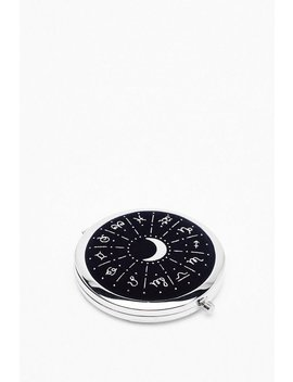 Time To Reflect Zodiac Compact Mirror by Nasty Gal