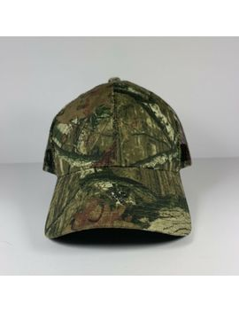 Vintage Camouflage Trucker Hat Snap Back by Snap Back