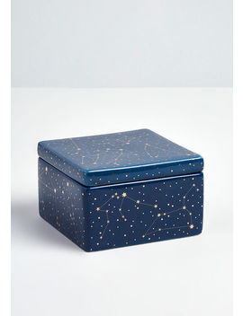 When Stars Align Jewelry Box by Modcloth