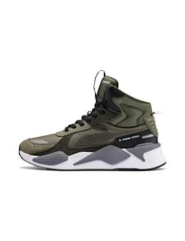 Rs X Mid Utility Sneakers by Puma
