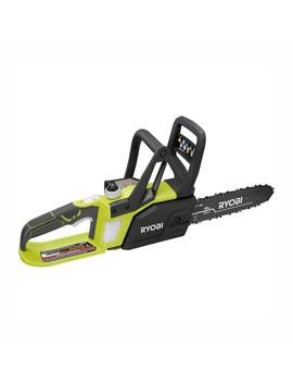 One+ 10 In. 18 Volt Lithium Ion Cordless Battery Chainsaw (Tool Only) by Ryobi