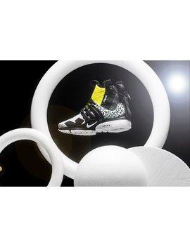Nike Air Presto Mid Utility X Acronym ®   White/Black/Dynamic Yellow by Politics