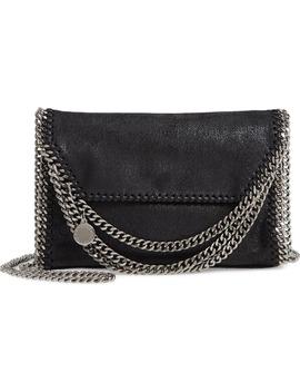 Falabella Faux Leather Crossbody Bag by Stella Mccartney